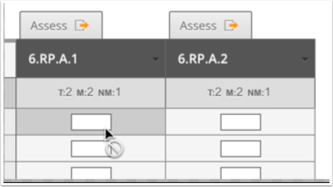 View Performance Grader