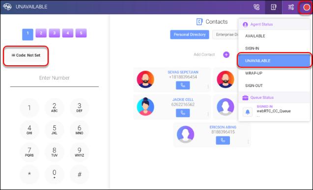 Client - Google Chrome