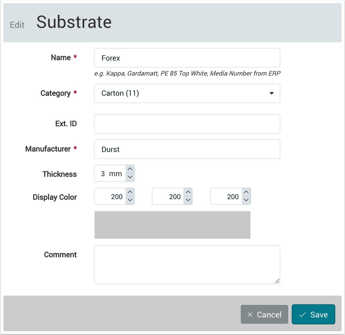 PMS WebGui :: Configure