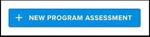 Add New Program Assessment