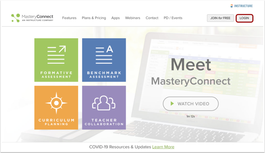 Open MasteryConnect