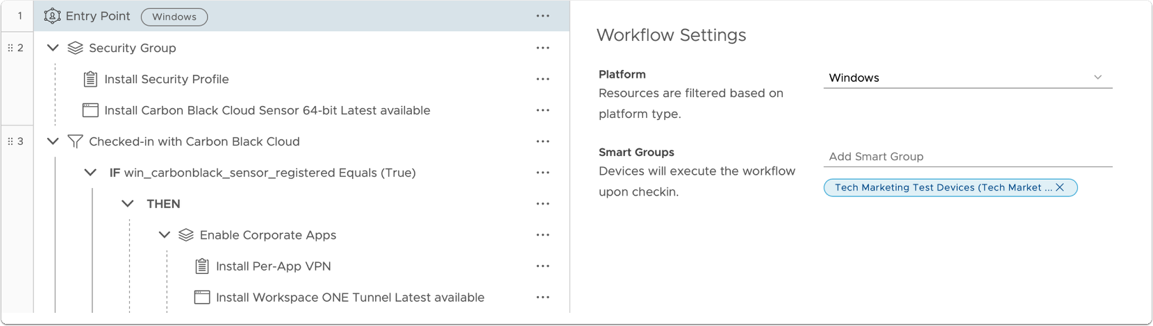 Create a workflow in Freestyle Orchestrator.