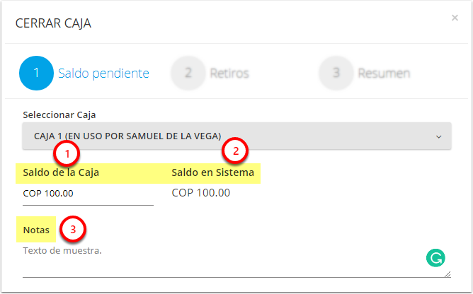 DEMO - El Bolsón - Configuración - Google Chrome