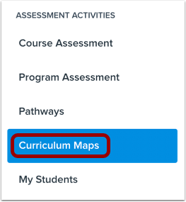 Open Curriculum Maps