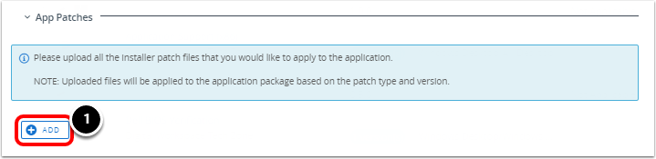 App Patches
