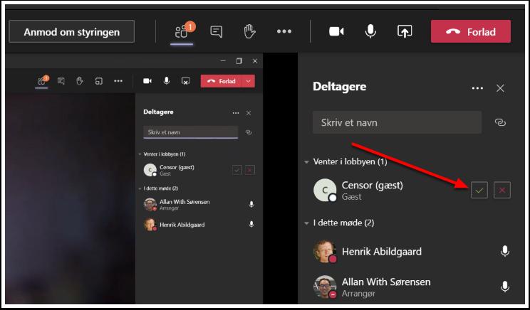 Team vejledninger | Microsoft Teams