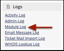 Module Log