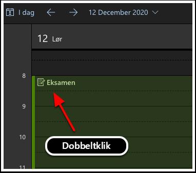 Kalender – Allan With Sørensen – Outlook