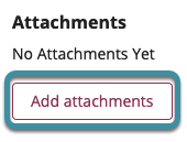 Add an attachment