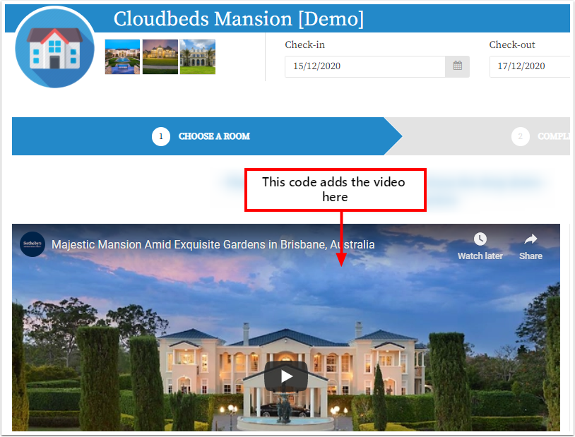 Saurabh Mansion [Demo] - San Diego, India - Best Price Guarantee - Google Chrome