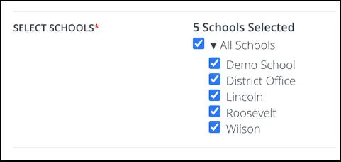 Select Schools