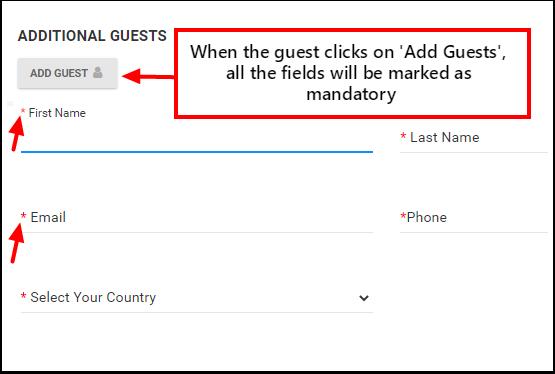 Checkout - Esencia Hotel Boutique - Google Chrome