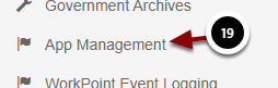 WorkPoint Event Logging - Google Chrome