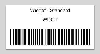 4x2 label example