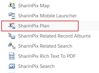 SharinPix Plan Component