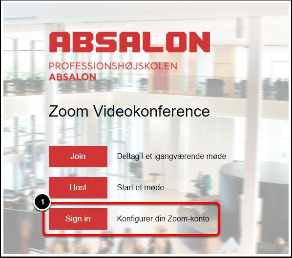 Absalon Videokonference // Webkonference (Zoom) – Google Chrome