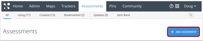 Open Assessments Tool
