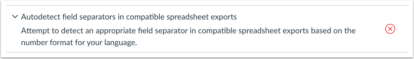Autodetect Field Separators in Gradebook Exports