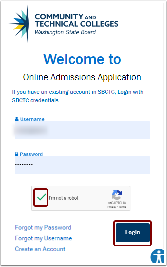 Welcome to OAA login