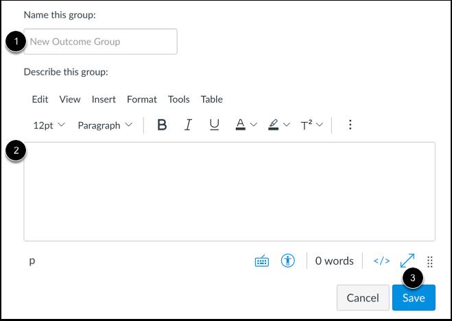 Leerdoelgroep maken