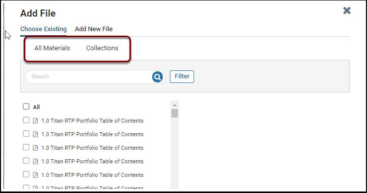 Collection - Dossier - Interfolio - Google Chrome