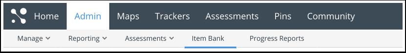 Open Item Bank