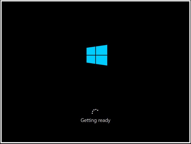 Windows Set Up Wizard