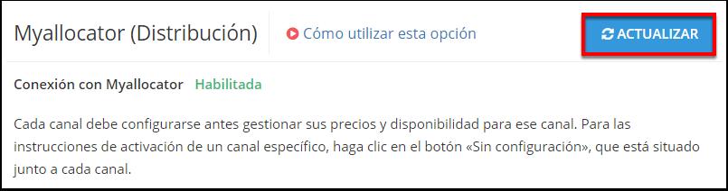 DEMO - El Bolsón - Configuración - Myallocator (Distribución) - Canales - Google Chrome