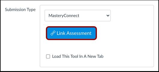 Assessment Linker