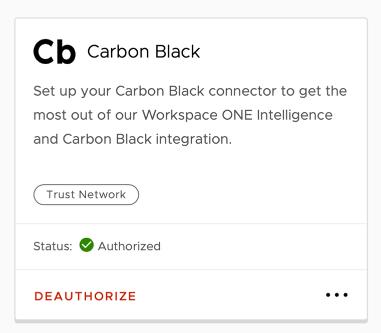 Workspace ONE Intelligence (confer app, security risk, suspicious activity, suspicious package