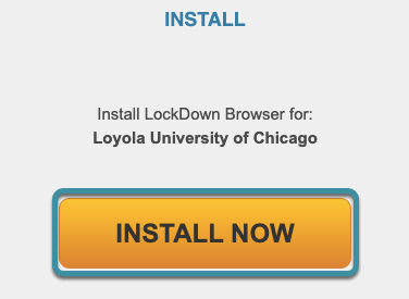 Select Install Now