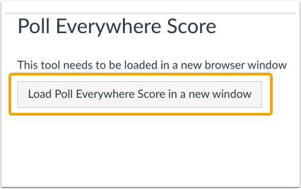Poll Everywhere Score — (Private Browsing)