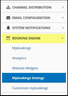 DEMO - Karina's Hostel - Manage - Mybookings Settings - Google Chrome