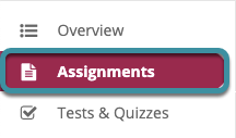 Select Assignments