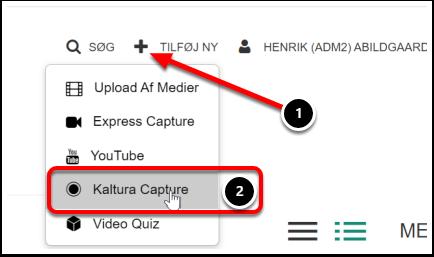 video.kp.dk | Diverse programmer | TOC | Vejledninger | ScreenSteps – Google Chrome