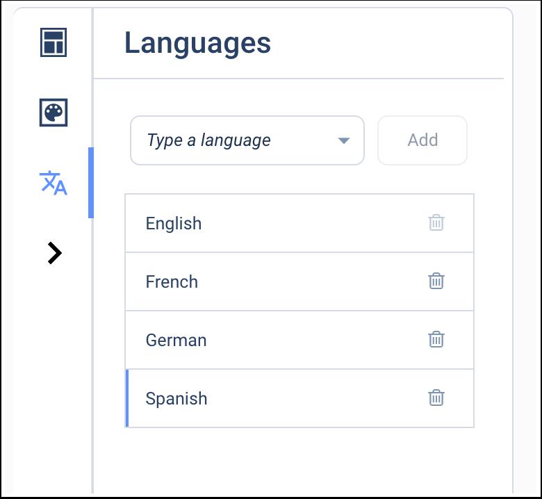 mobile-engage-languages
