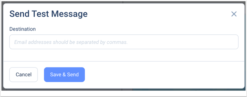 mobile-engage-send-test-message