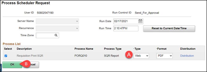 process scheduler