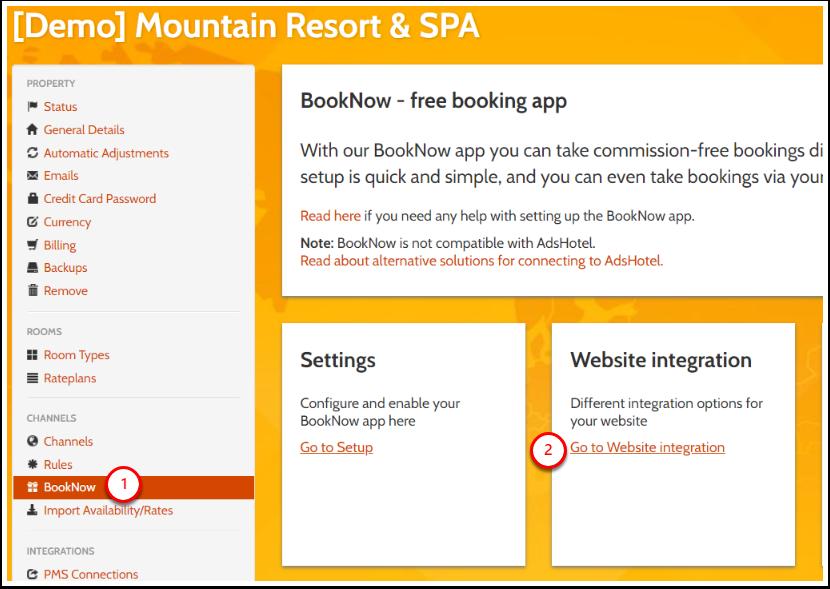 Manage - BookNow - myallocator.com - Google Chrome