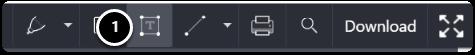 Text tool bar
