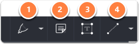 Annotation Tool Bar