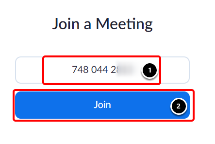 Join a Meeting - Zoom – Google Chrome