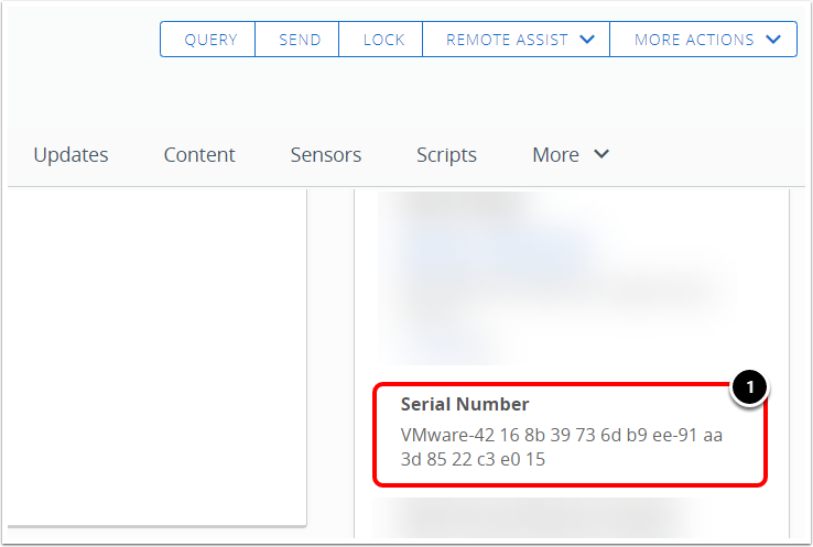 Change the Device Serial Number (Optional)