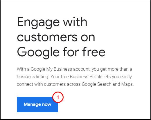 Google My Business - Drive Customer Engagement on Google - Google Chrome