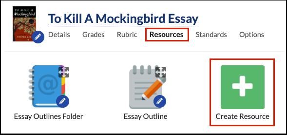 Gradebook Assignments