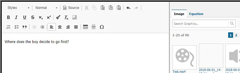 View Text Editor
