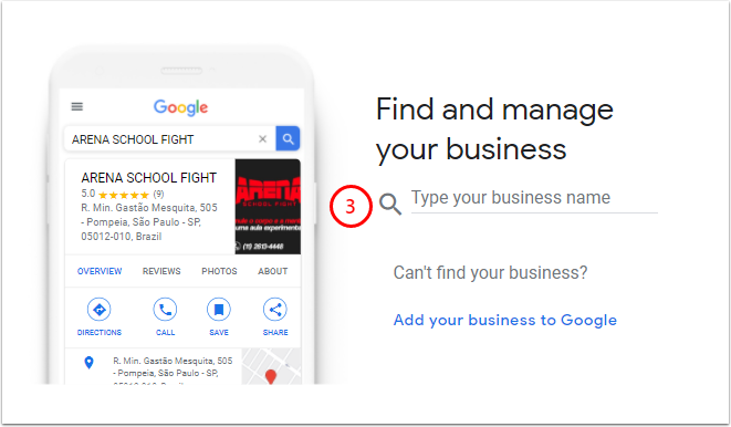 Get your business on Google - Google Chrome