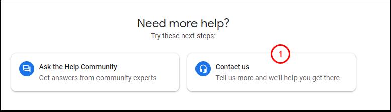 Google My Business Help - Google Chrome