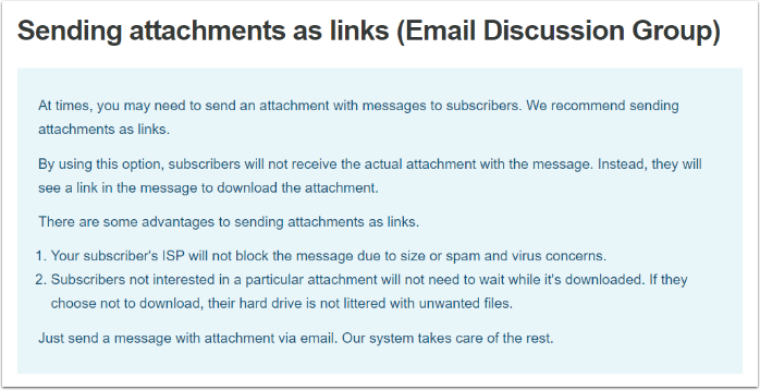 Use the Clickable Attachments feature so that digest subscribers get the same link to the attachments