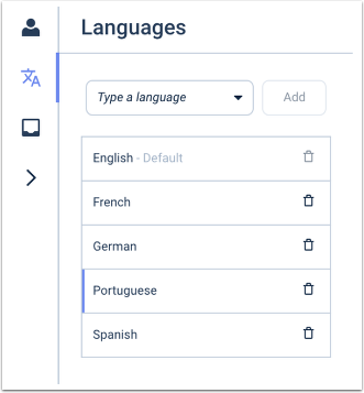 mobile-engage-languages